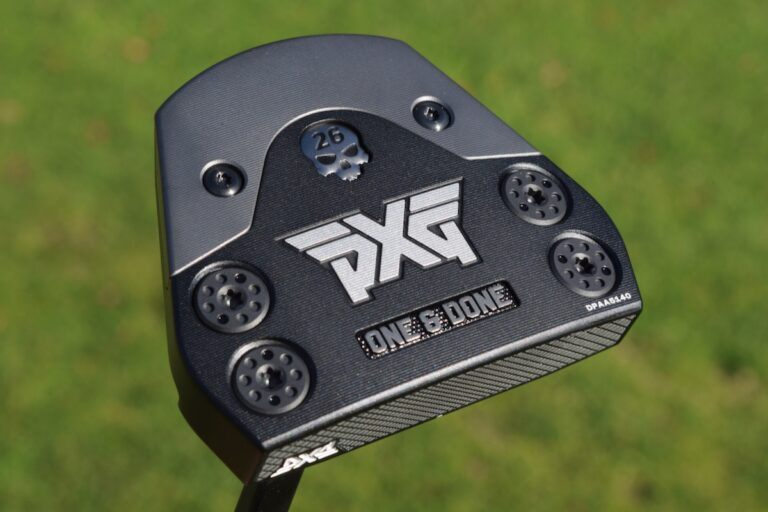 PXG,ONE & DONE,パター,ゴルフ,クラブ